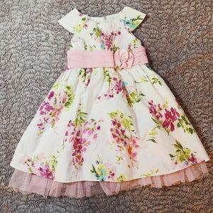 🌸 Floral Toddler Dress 🌸
